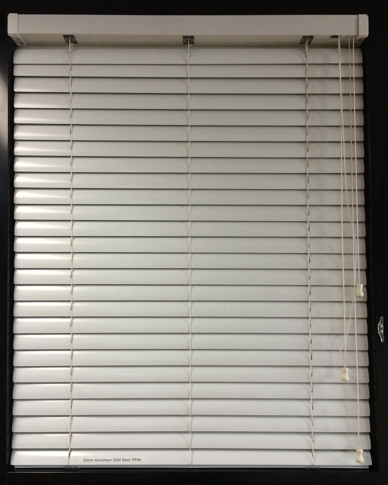Classic (50mm) Aluminium Venetian Blinds