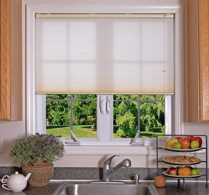Cellular Blinds Light Filtering