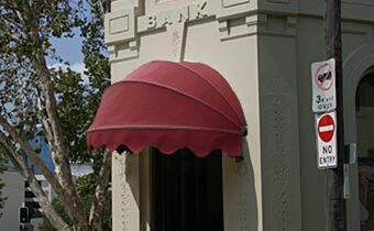 Cupola Canopy Fixed Awnings