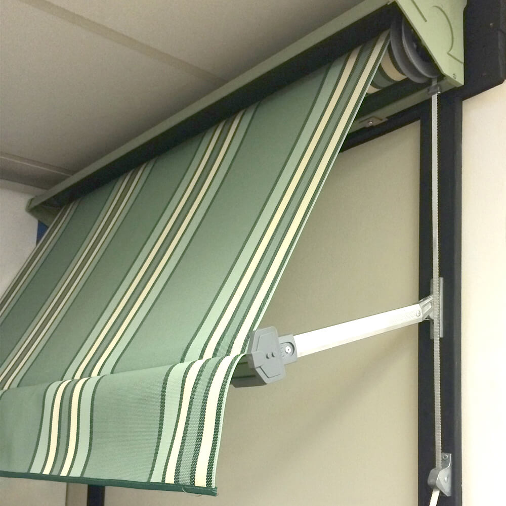 Flexi Fit Pivot Arm Awning