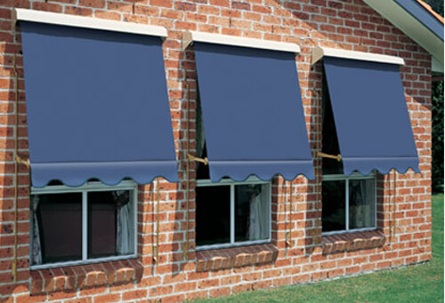 Flexi Fit Auto Lock Arm Awnings