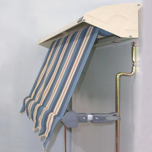 Flexi Fit Automatic Lock Arm Awnings