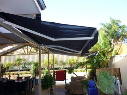 Online Folding Arm Awnings