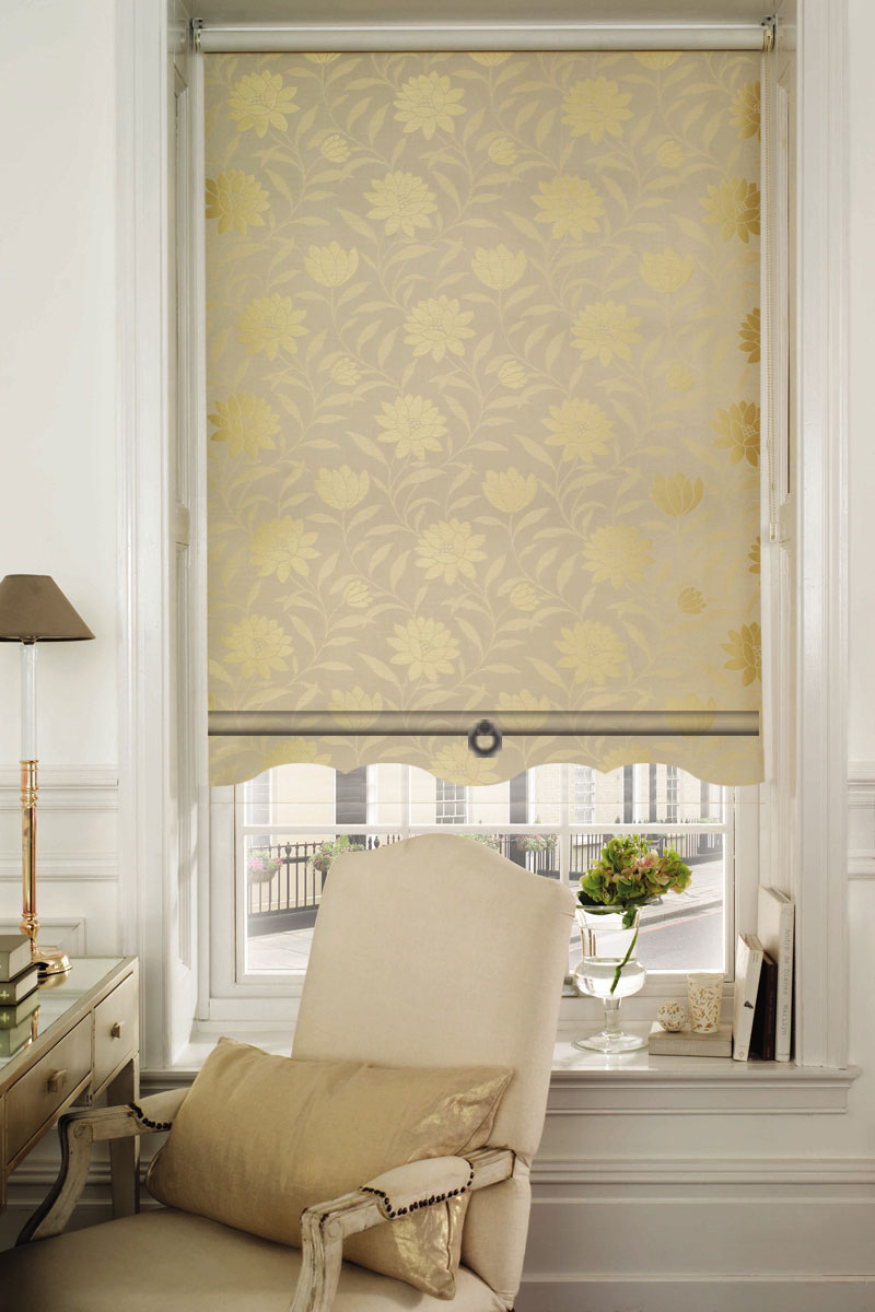 Georgian Trim - Roller Blinds Gallery