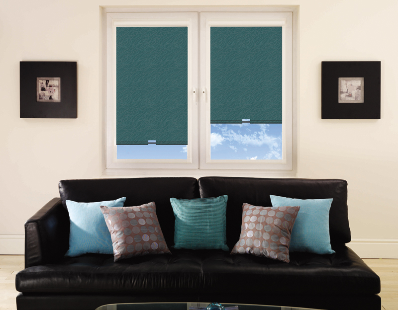 Square Cut Trim Apollo Roller Blinds