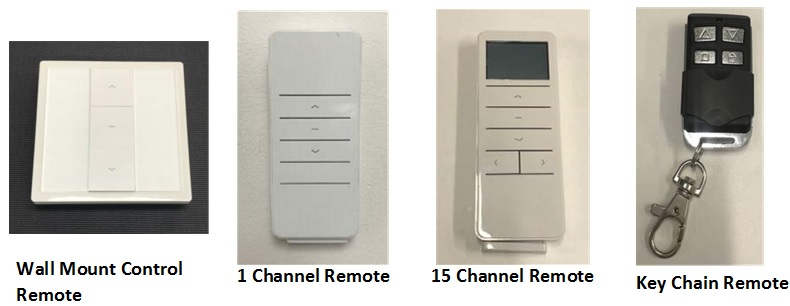 Hand Held Remote