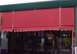 Shop Front Awnings