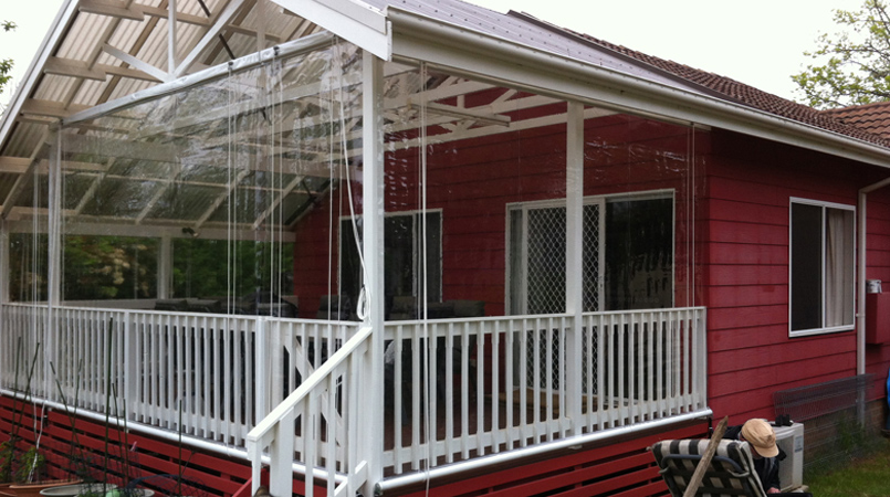 Available Awning Colours