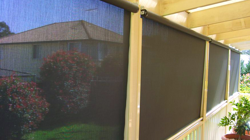 Channel Stop Awnings
