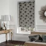 Light grey Roller Blinds
