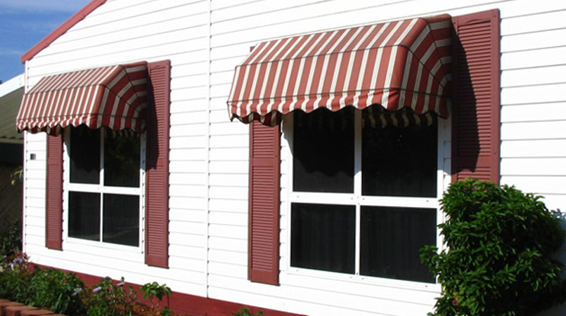 Fixed Canopy Awnings At Apollo Blinds