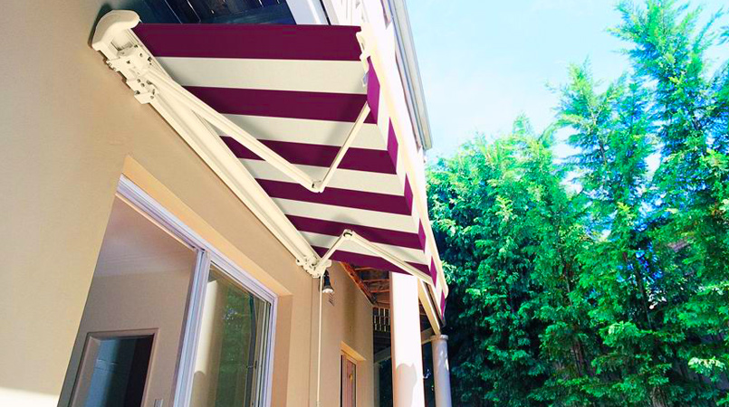 High Quality Folding Arm Awnings By Apollo Blinds