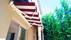Motorised Folding Arm Awnings