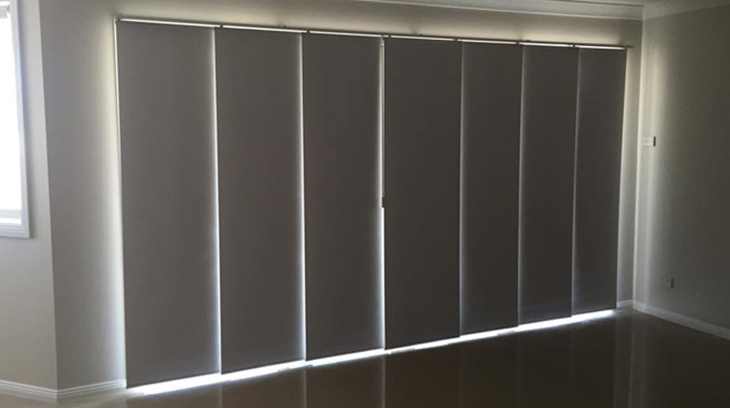 Available Panel Glides Colours
