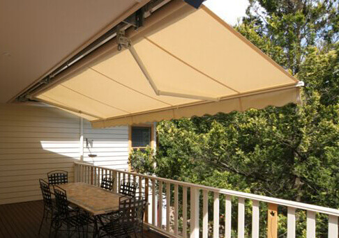 Affordable Folding Arm Awnings