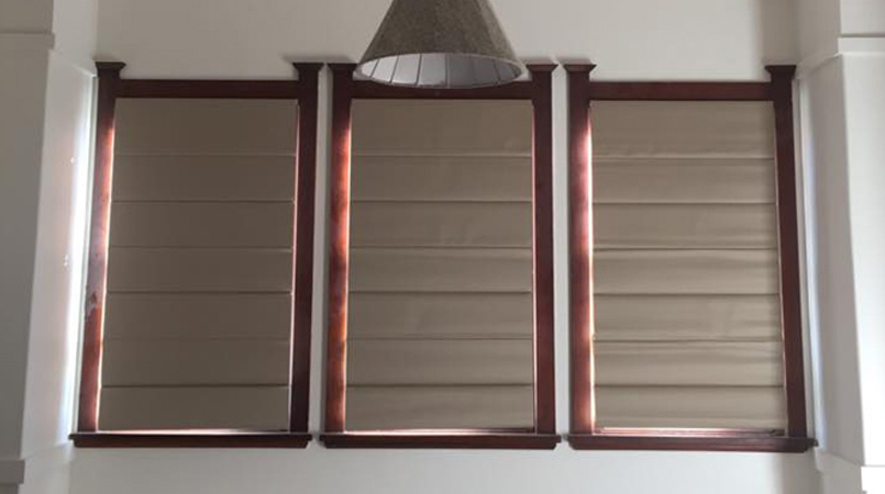 Available Roman Blinds Colours
