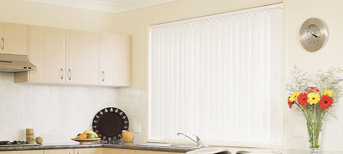 Shicane Vertical Blinds