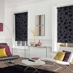 Dark grey Roller Blinds