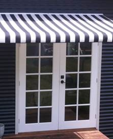 Fixed Café Awnings