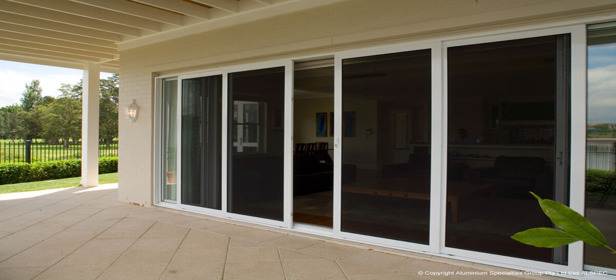 Security Screen Doors Gallery At Apollo Blinds