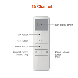 15 channel